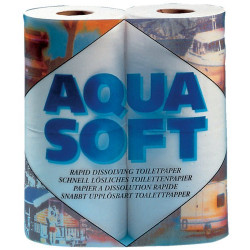Toiletpapir Aqua Soft