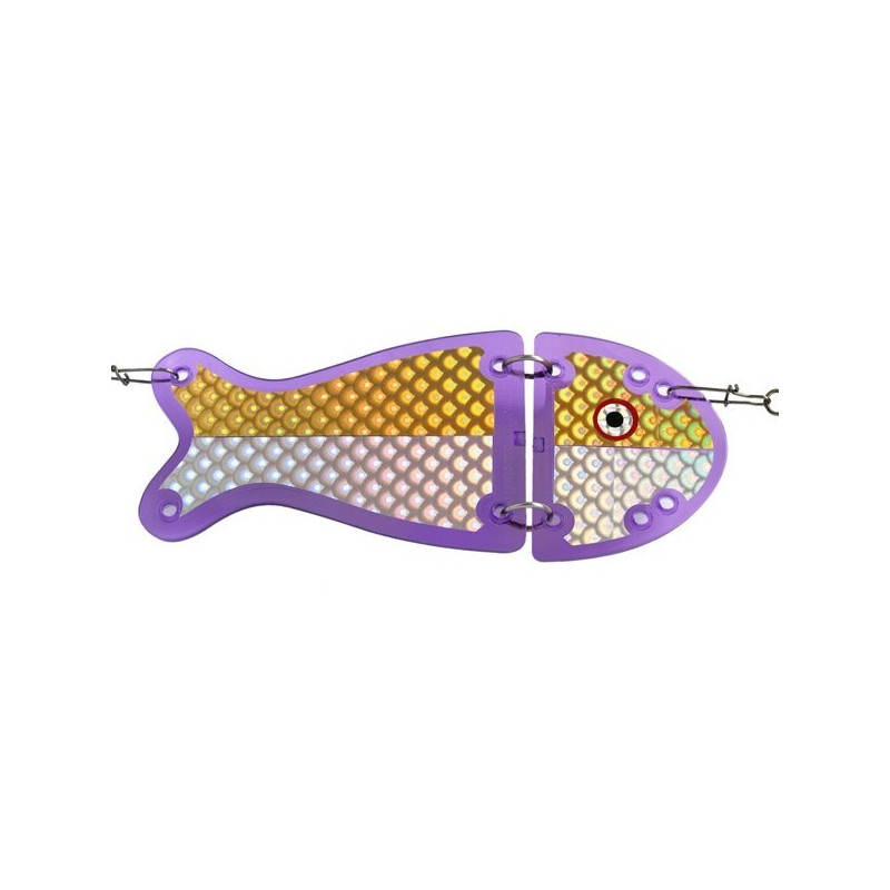VK Salmon2 Flasher 16cm