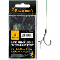 BRAID FEEDER LEADER