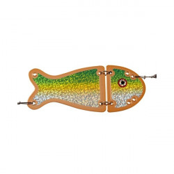 VK Salmon2 Flasher 16cm