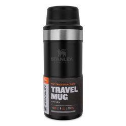 Classic 0.35L Trigger Action Travel Mug - Stanley