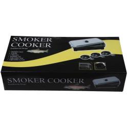Wiggler Smoker Cooker - Røgovn