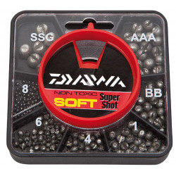 Soft Super Shot - 7 rum - Daiwa