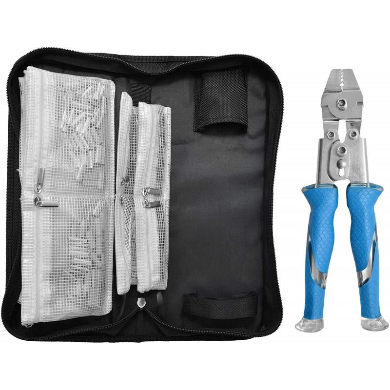 Cuda Titanium Crimper Kit
