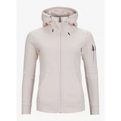 W P-hoodie - Soft Pink - Pelle P