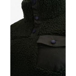W Sherpa Sweater - Pelle P - Grøn