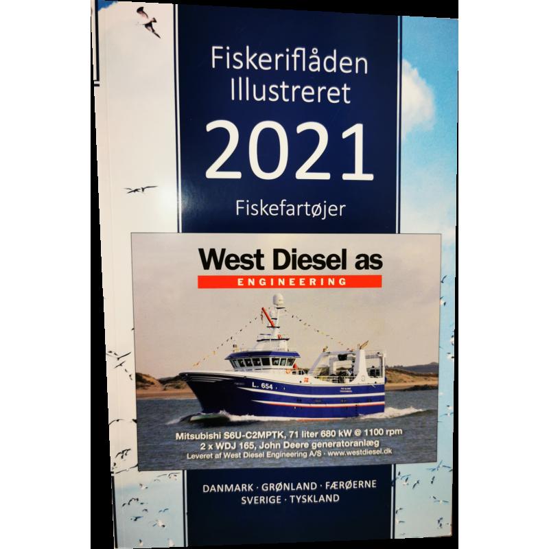 Fiskeriflåden Illustreret 2021