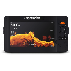 "Raymarine - Element 9"" HV m/Hæk transducer -..."