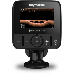 Raymarine Dragonfly 7 PRO m/ WIFI og incl. Chirptransducer - Model: E70320