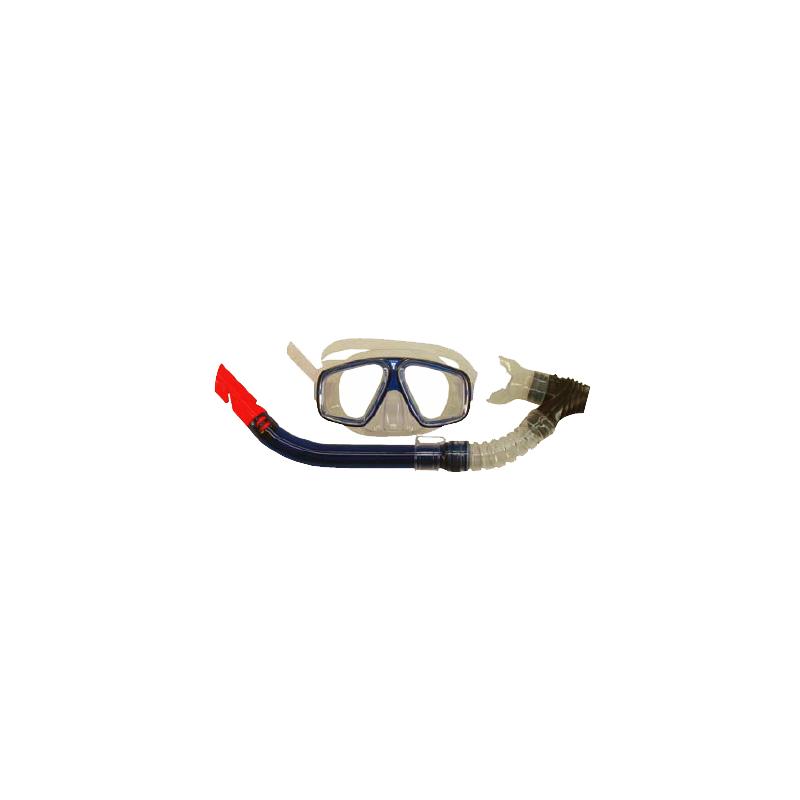 Dykkermaske og Snorkelsæt