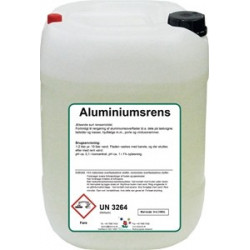 Aluminiumsrens - 5 Liter - Besma