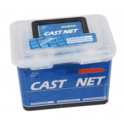 Kaste net 8mm Nylon