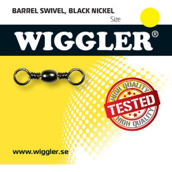 Barrel Swivel - Black Nickel