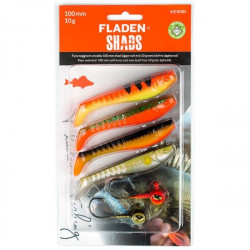 Fladen Shads 80mm 8g