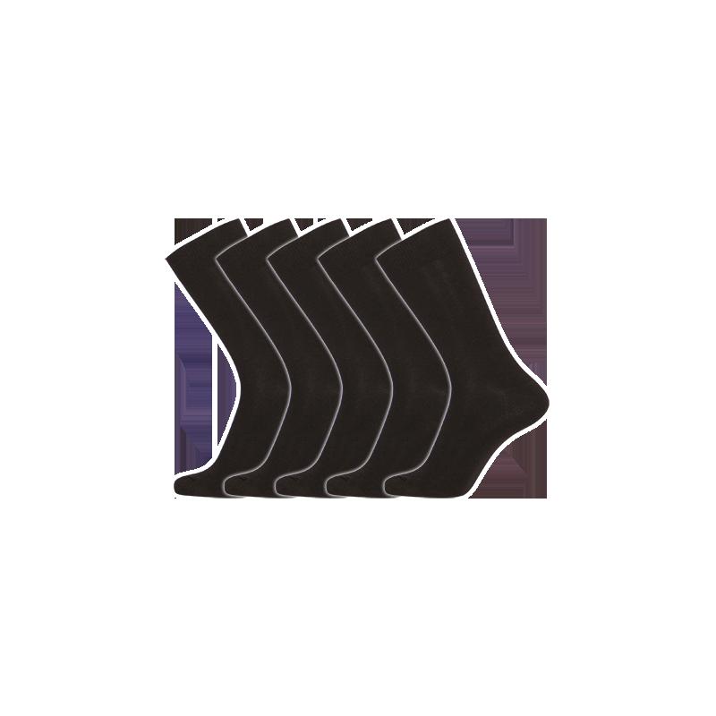 JBS Active-wear bomuldsstrømper 5 pak